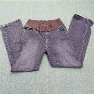 Denim - Duo Maternity Blue Jeans in Size Small